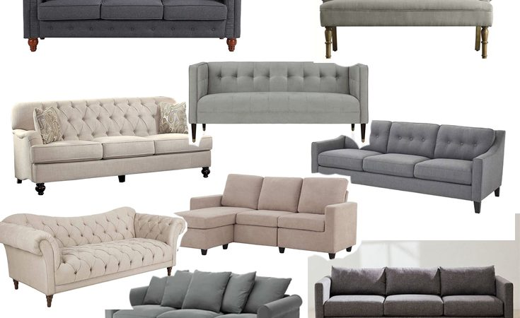 15 Affordable Sofas for Your Living Room