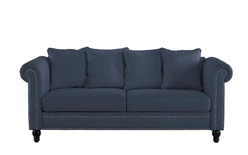 Goede 15 Affordable Sofas for Your Living Room | Sense & Serendipity YT-96