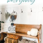 Easy DIY Board and Batten Entryway
