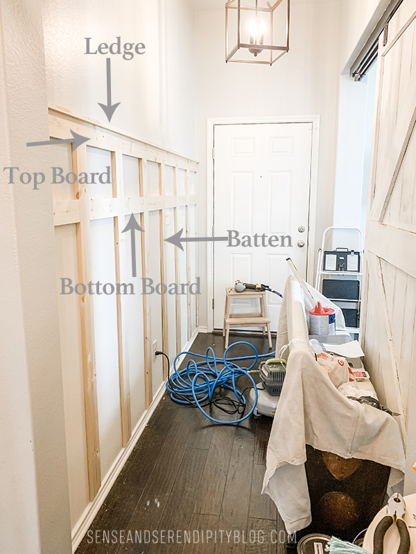diy board and batten, board and batten, diy project